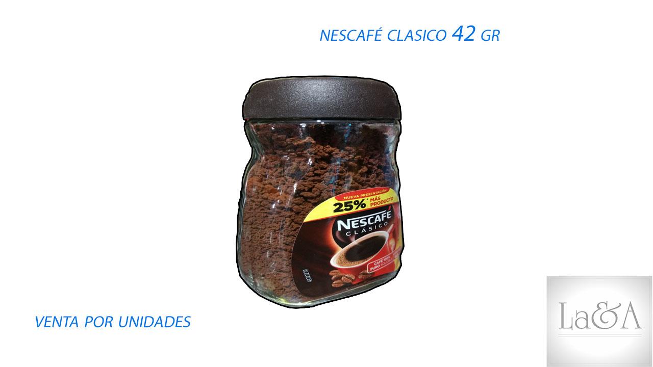 Nescafé Clasico 42 gr.