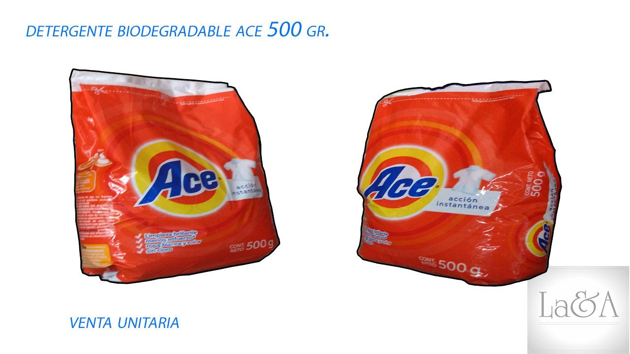 Detergente Ace 500 gr.