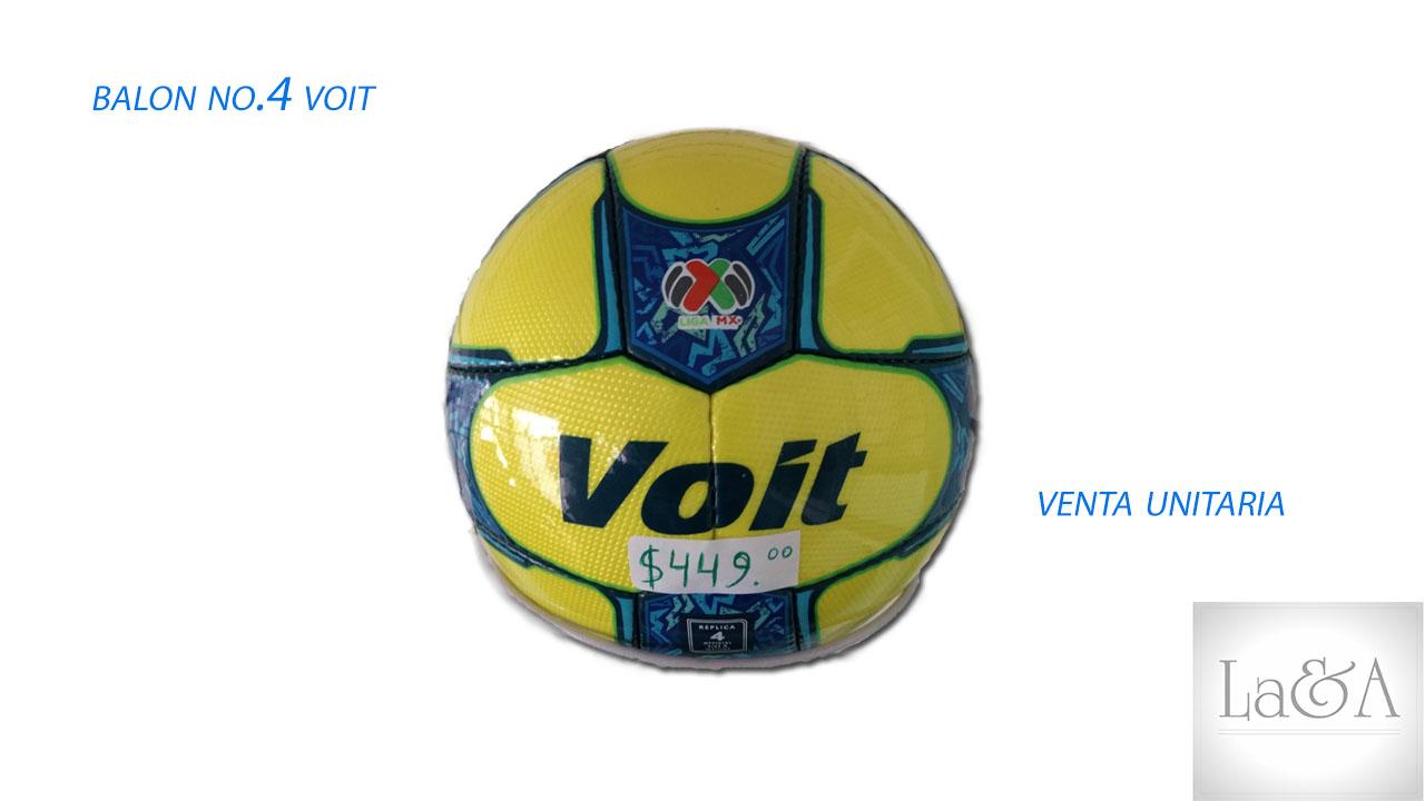 Balón Voit Liga Mx