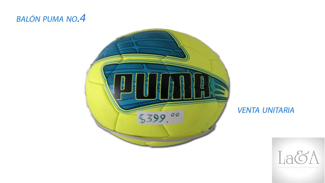 Balón Puma Estampado