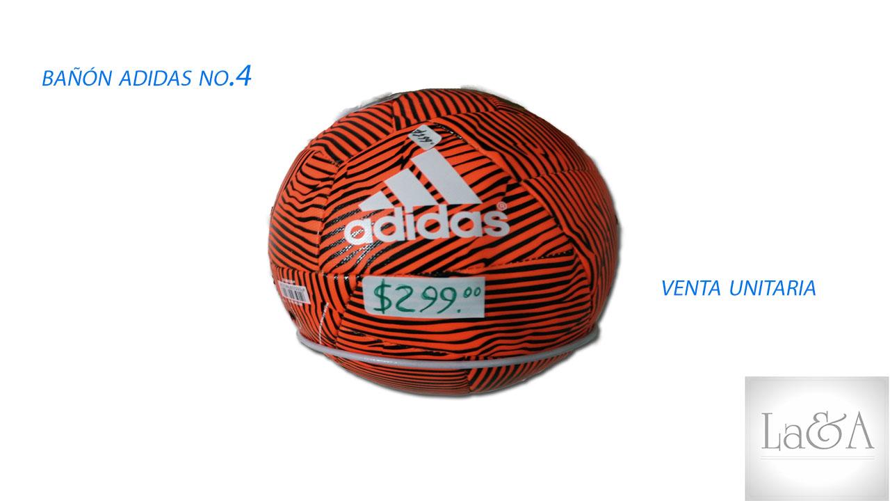 Balón Adidas Estampado