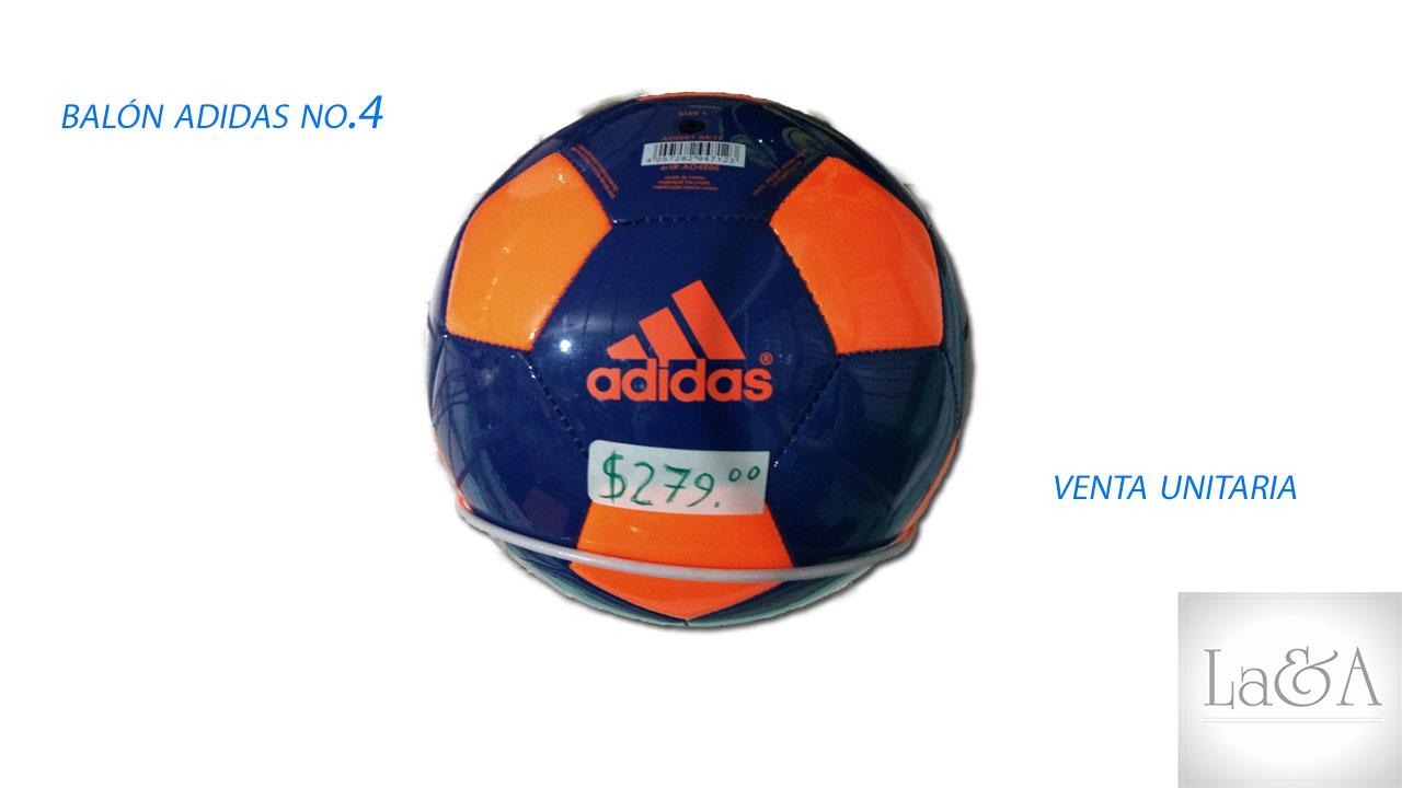 Balón Adidas