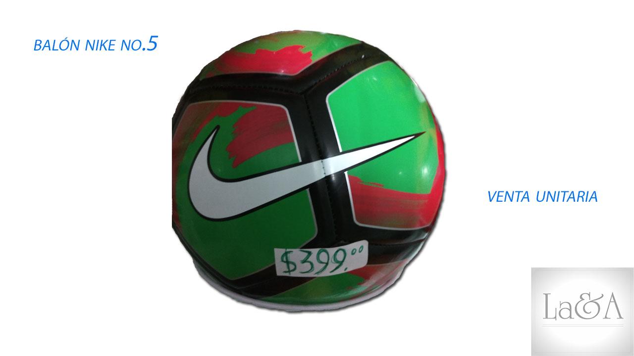 Balón Nike Méx.