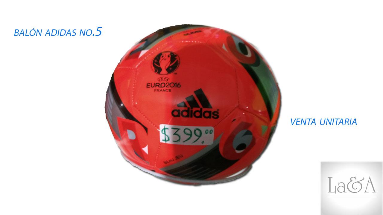 Balón Adidas Euro