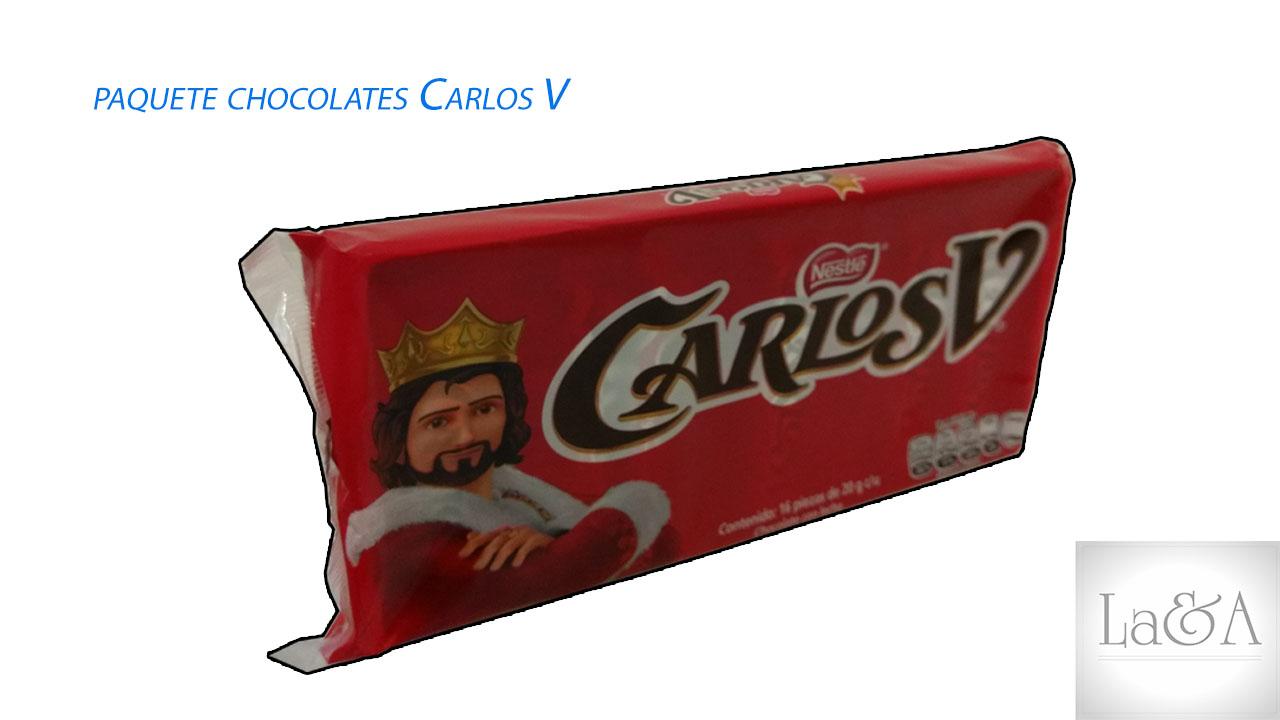 Chocolate Carlos V