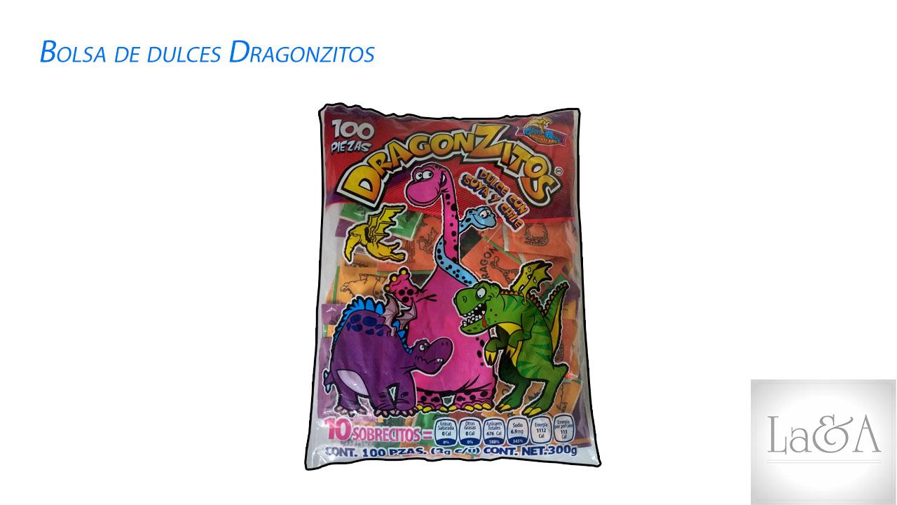 Bolsa de Dragonzitos