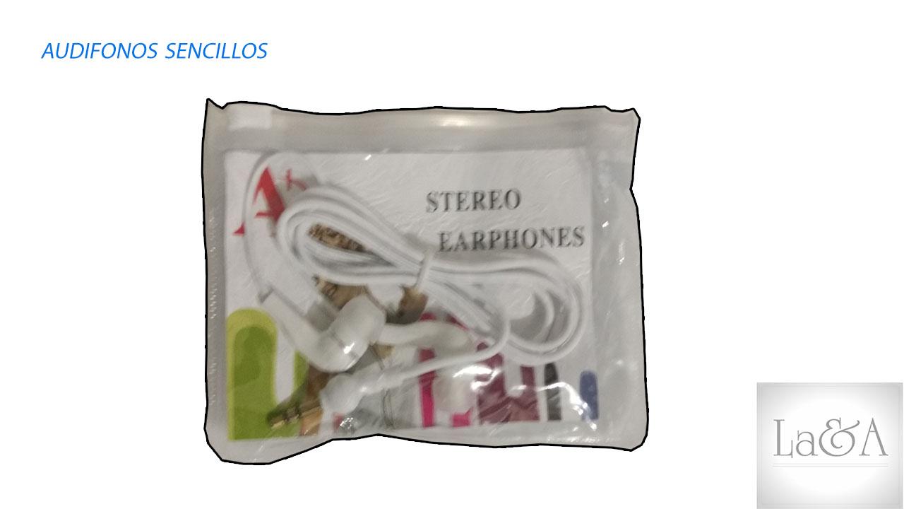 Audífonos Sencillos