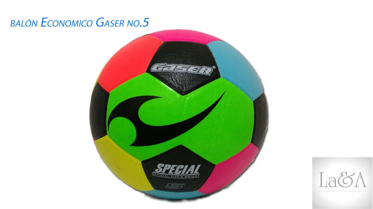 Balón Gaser No.5
