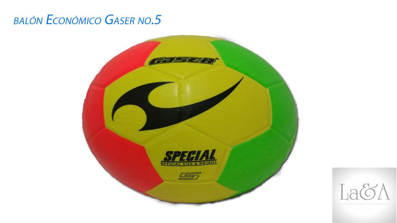 Balón Gaser (D2) No.5