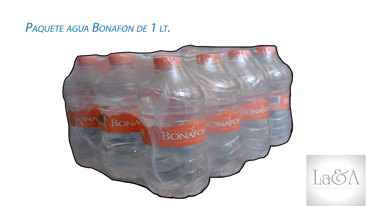 Paquete Bonafon 1 lt,