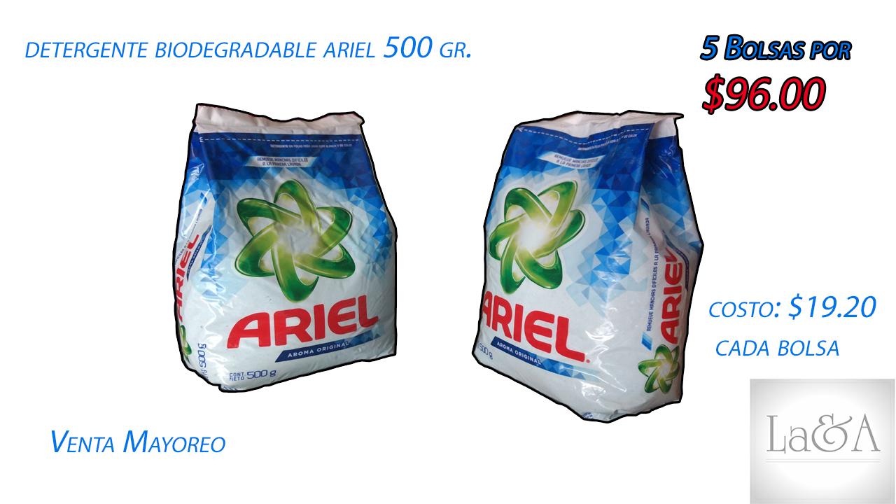Ariel 500 gr.