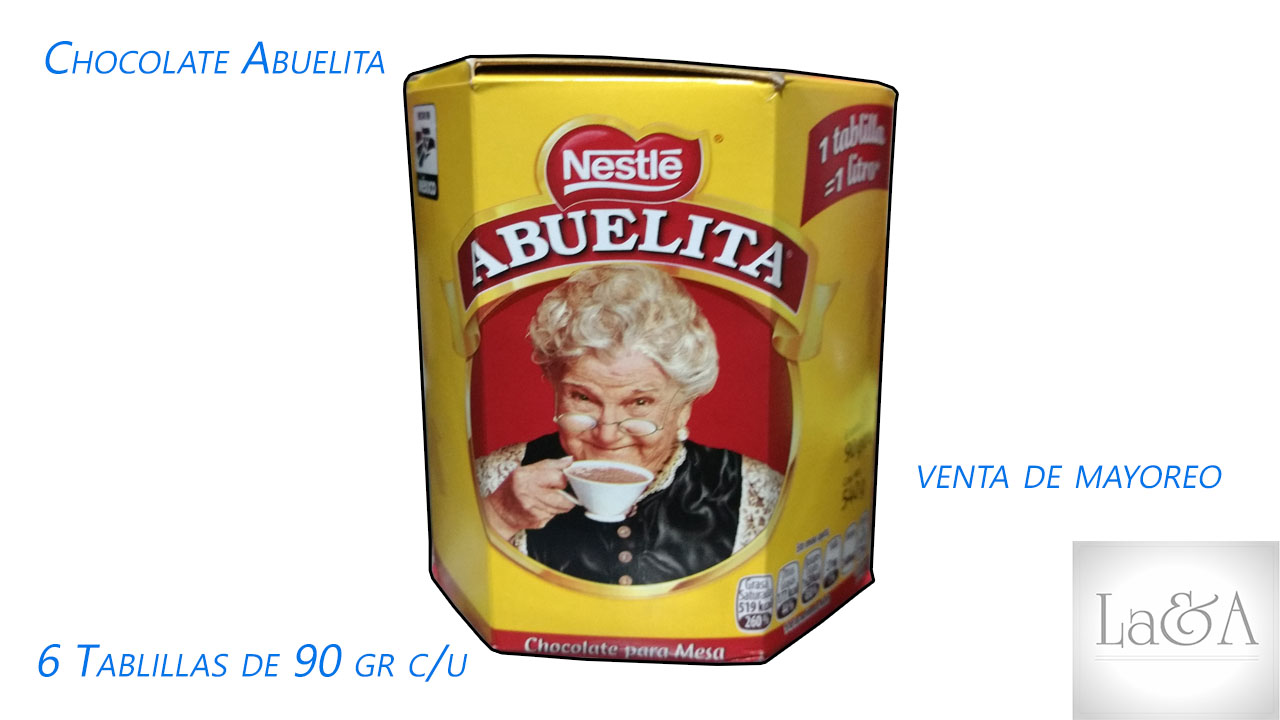 Chocolate Abuelita 90 gr.