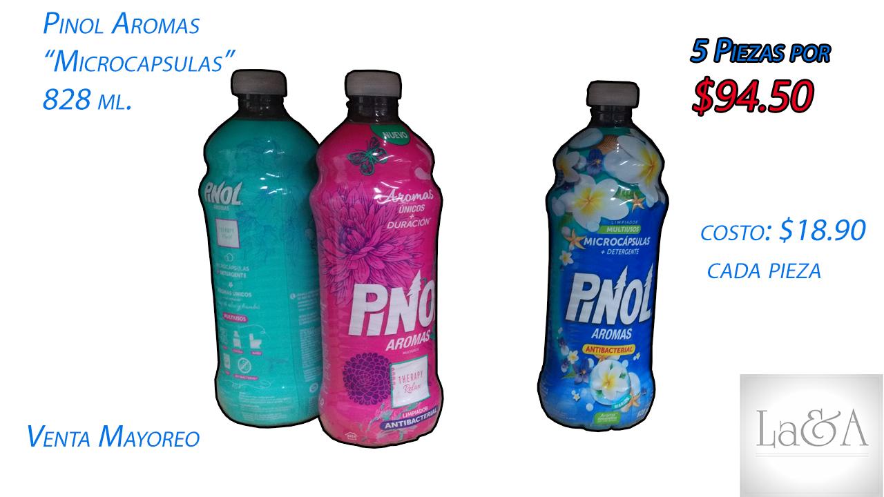"""Pinol """"Aromas """" 828 ml."""