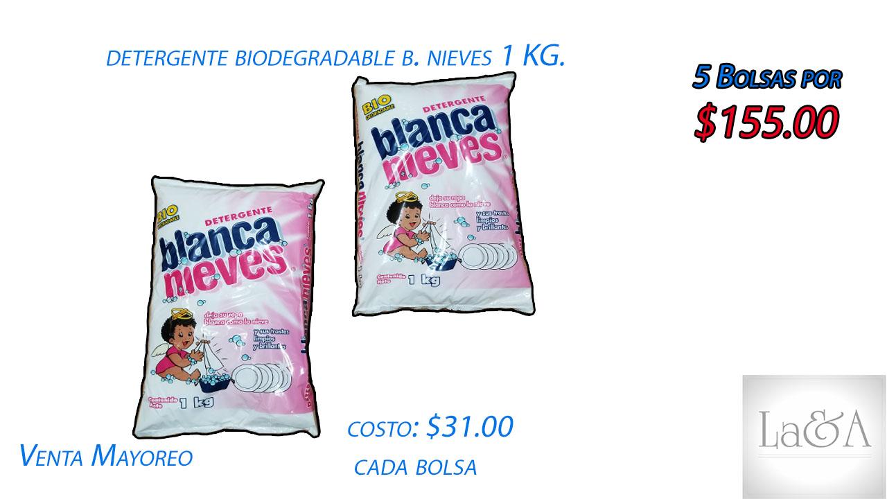 Blanca Nieves 1 kg.