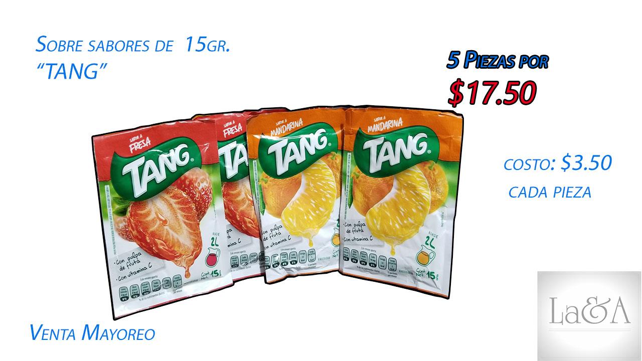 Sobre de Tang 15 gr.