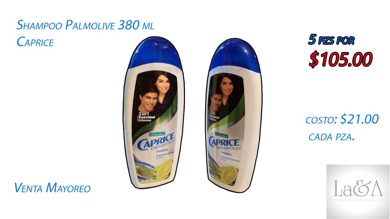 Shampoo Palmolive Caprice 400 ml