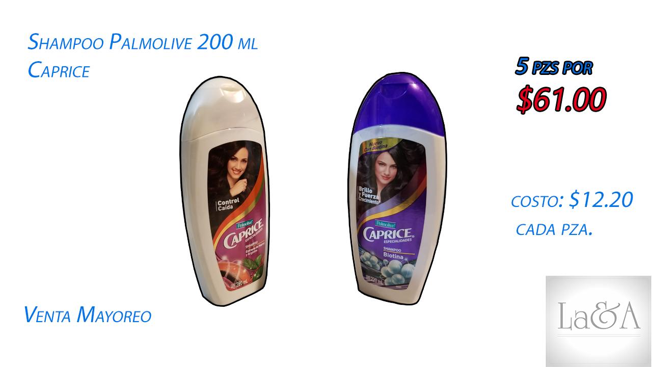 Shampoo Palmolive Caprice 200 ml