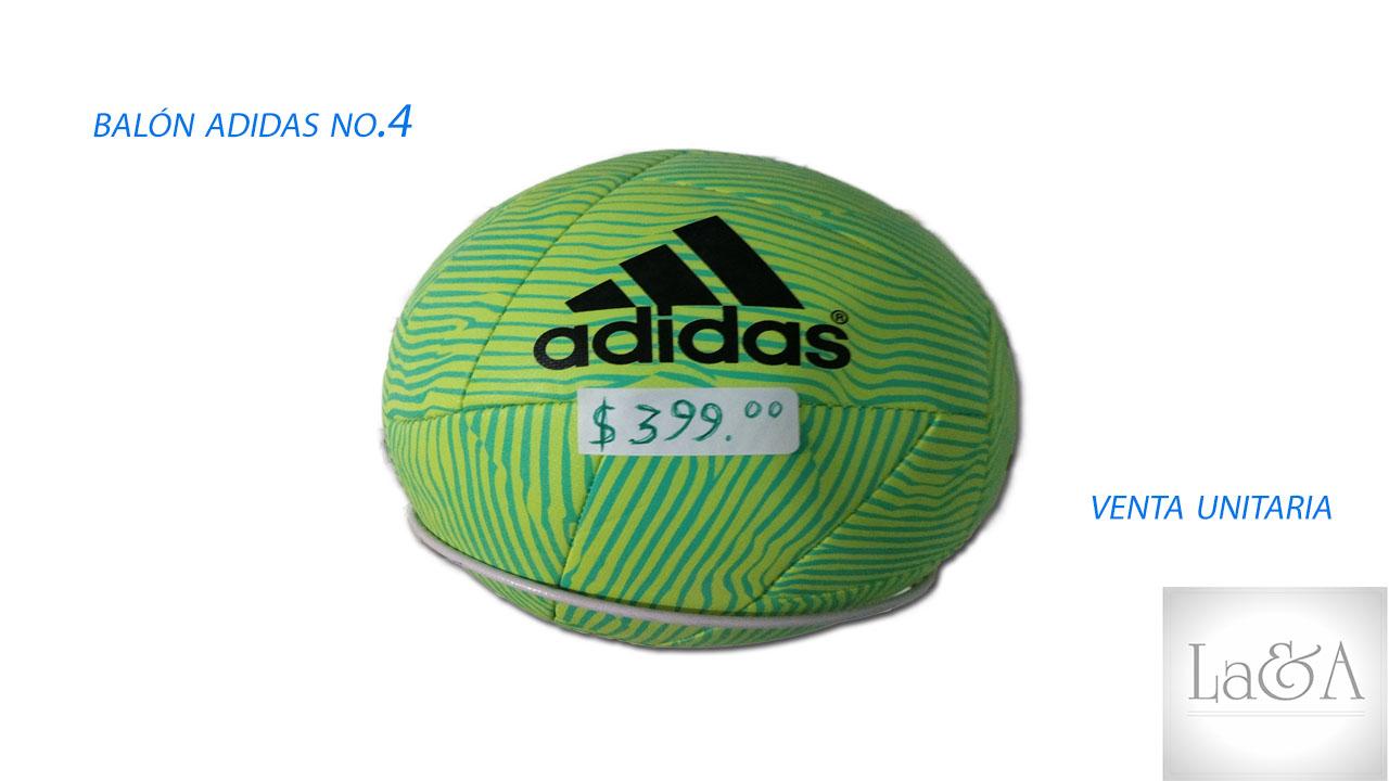 Balón Adidas Marca
