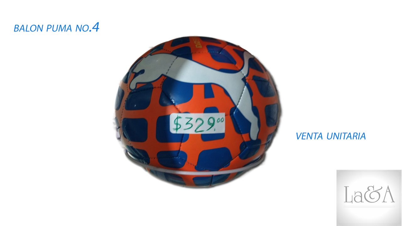 Balón Puma Imagen