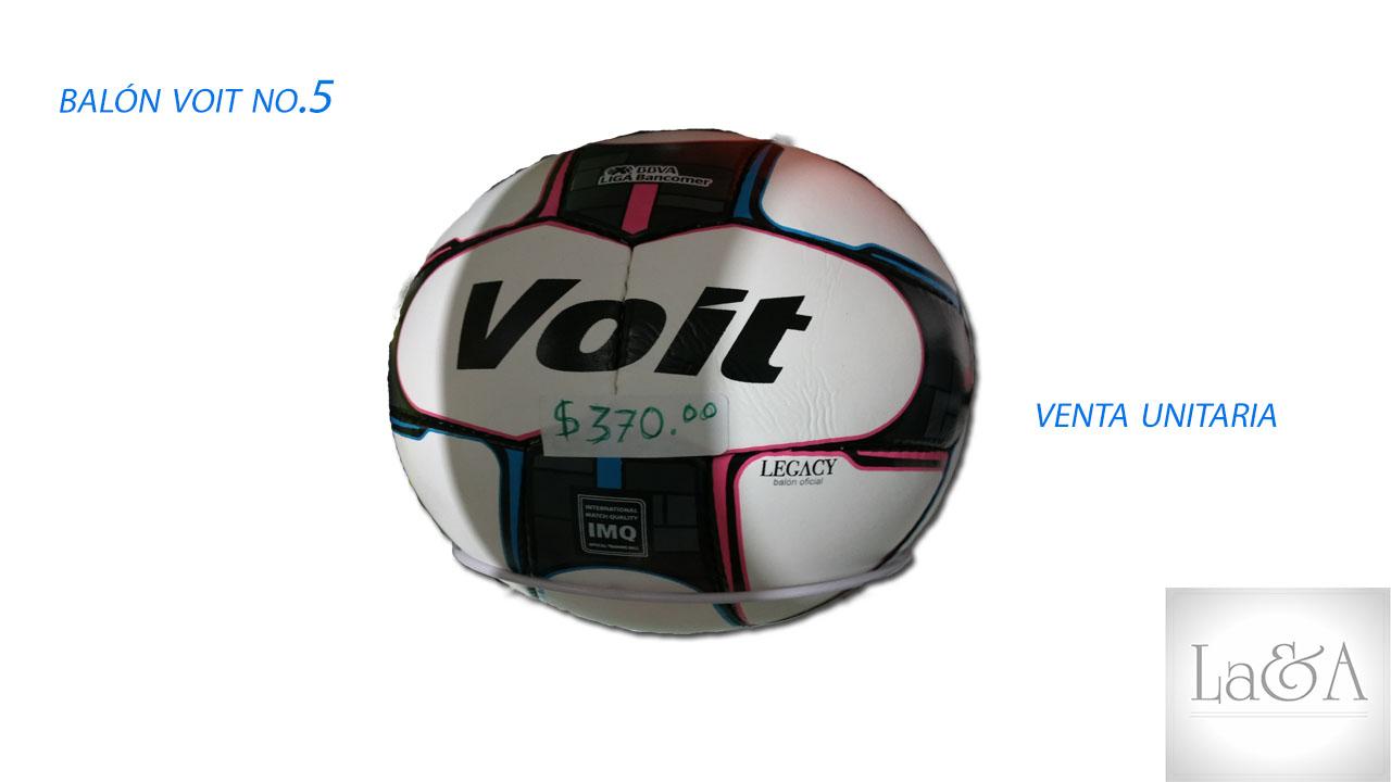 Balón Voit Mx.