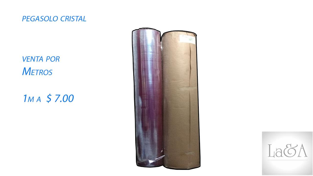 Pegasolo Cristal (Metros)