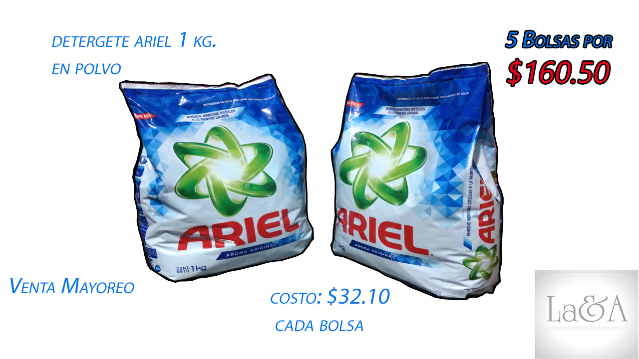 Ariel 1 Kg.