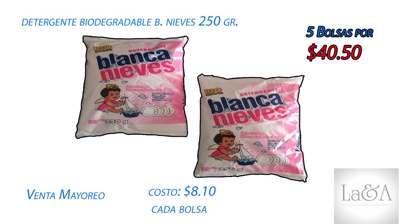 Blanca Nieves 250 gr.