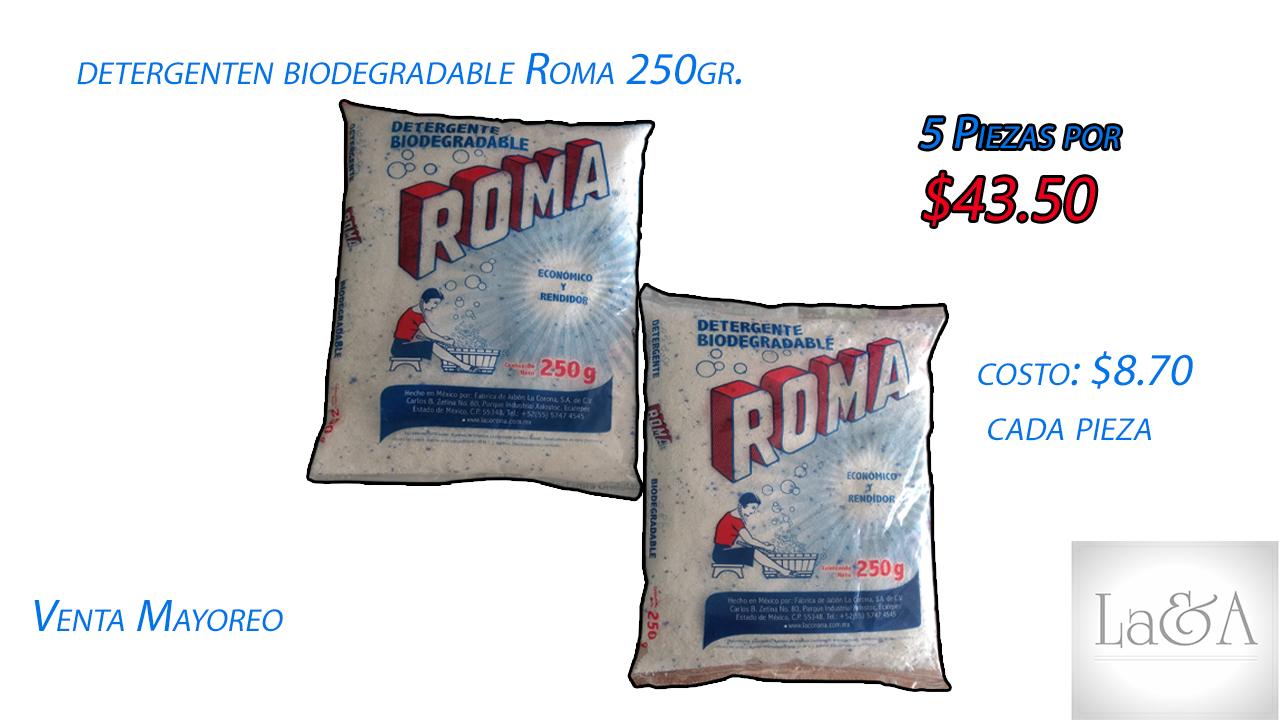 Roma 250 gr.