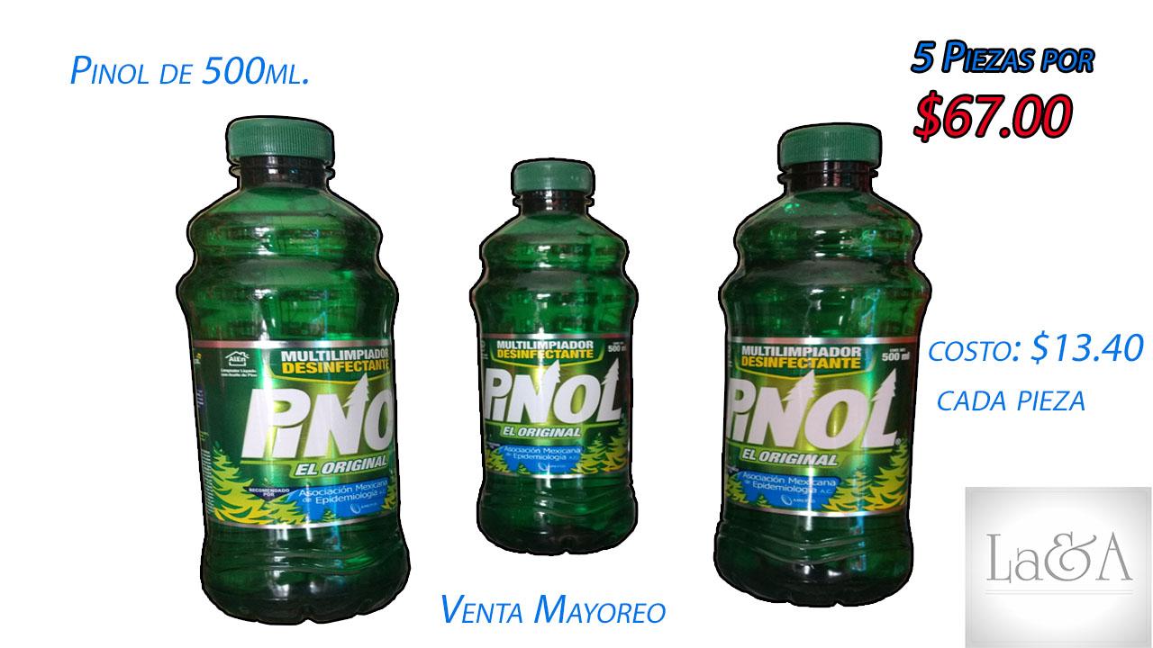 Pinol 500 ml.