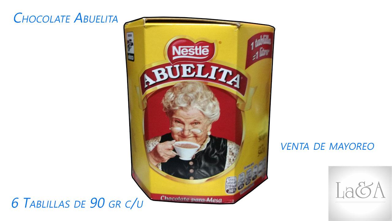 Chocolate Abuelita 90 gr.