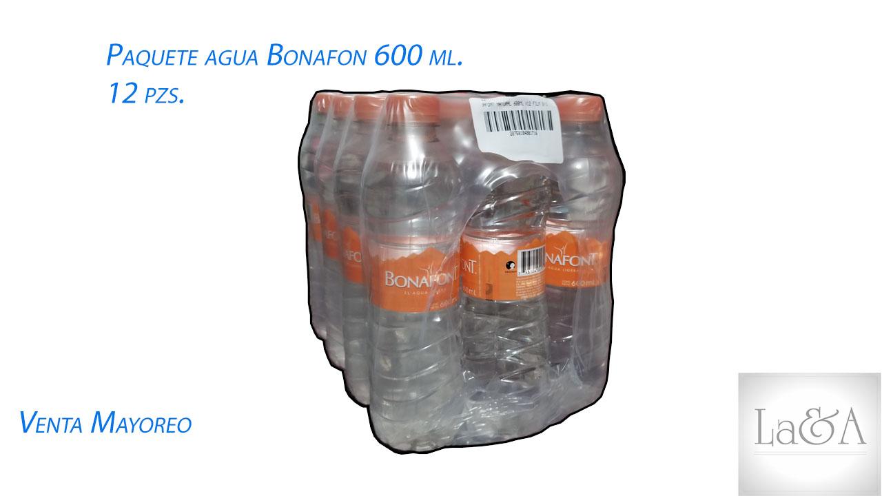 Bonafon 600 ml. 12 pzs.